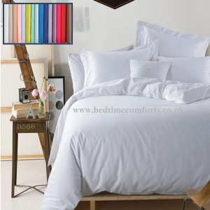 Plain Dye Duvet Covers