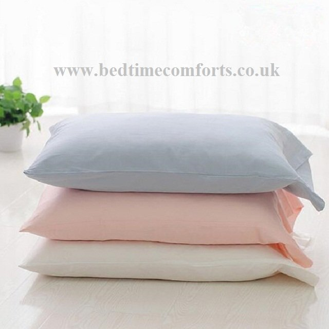 1 x bolster pillow case various sizes