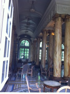Inside the Grand Hotel