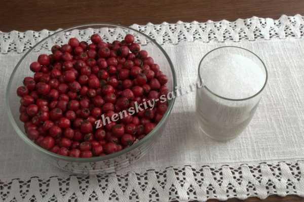 Варенье из боярки на зиму – рецепты с косточками ...