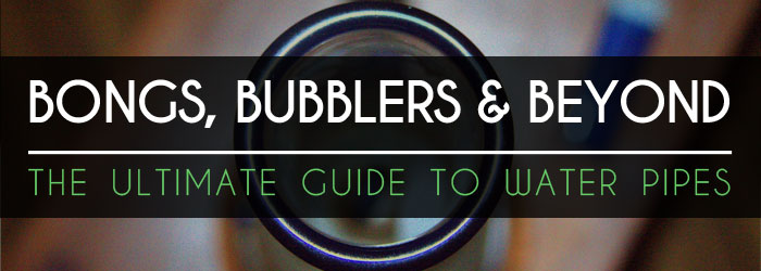 What is a bong? The ultimate guide to water pipes