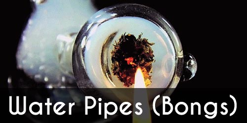 Water Pipes - Bongs