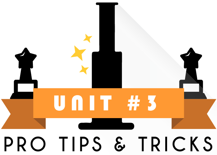 Unit 3 of How to Clean A Bong- Pro Tips & Tricks