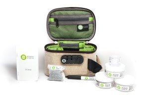 stashlogix weed travel case
