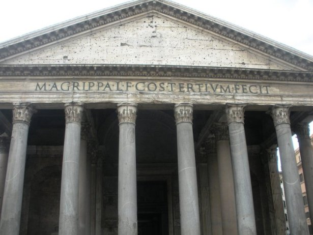 One Day in Rome- The Pantheon