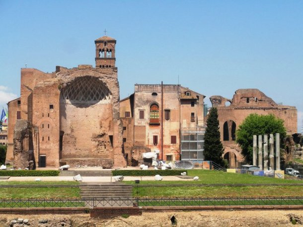 One Day in Rome- Palatine Hill