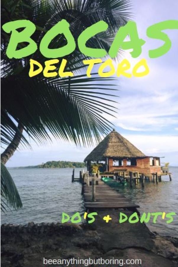 pinterest call to action things to do in bocas del toro