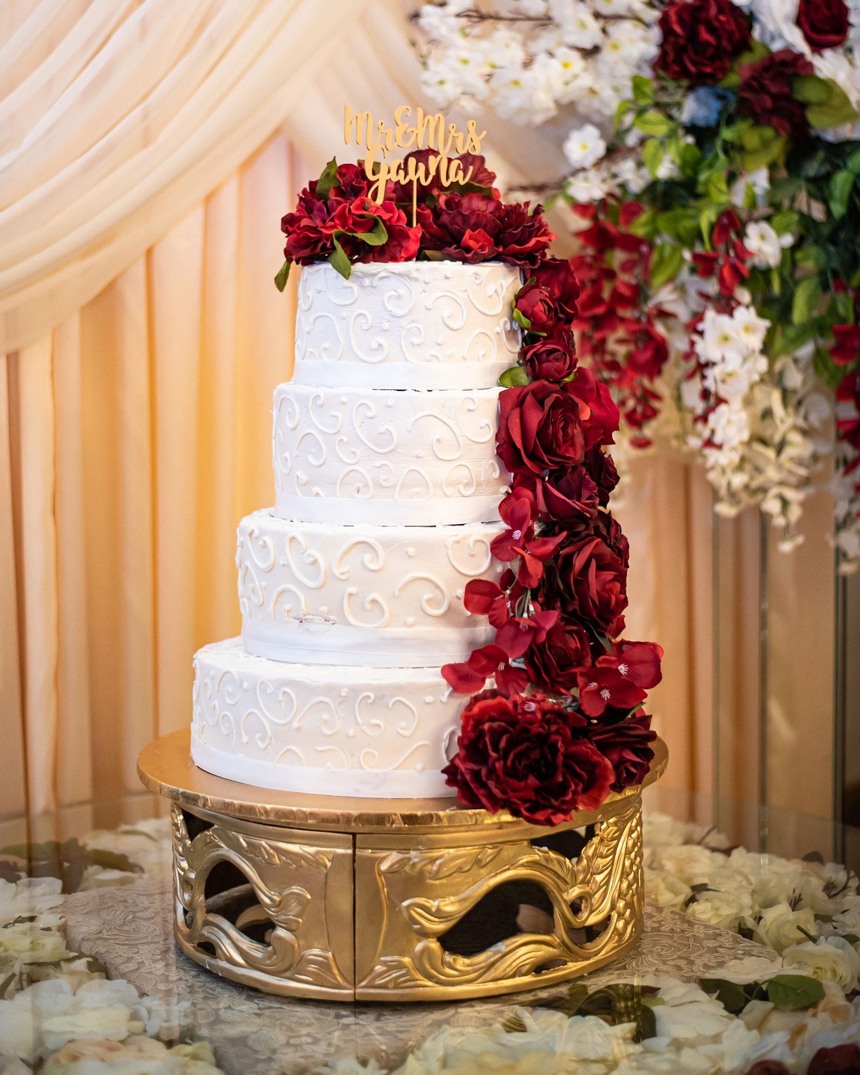 wedding cake rgv