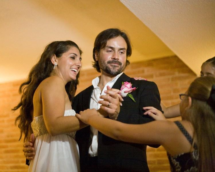 first dance at home wedding mcallen