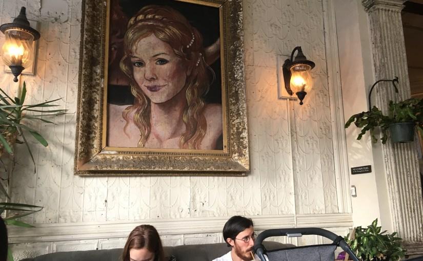 [美東-長島市]小小個性咖啡廳Sweetleaf