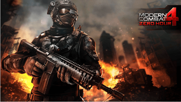 Modern Combat 4 Zero Hour review