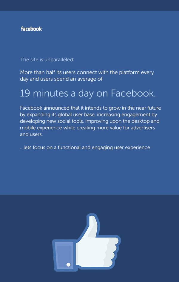 Facebook new design concept 7