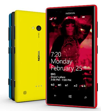 Nokia Asha 720