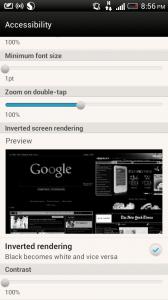 Browser Tweaks