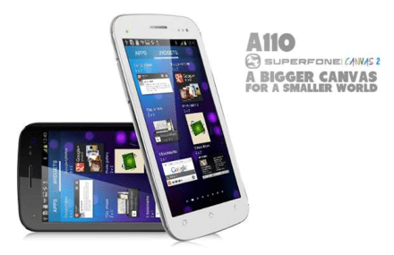 Under Rs. 10K – Micromax Canvas 2 A110