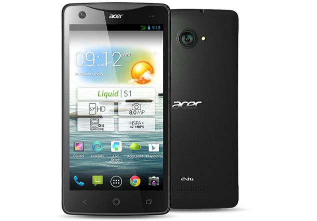 Acer Liquid S1 Phablet Features, Price and Launch Date
