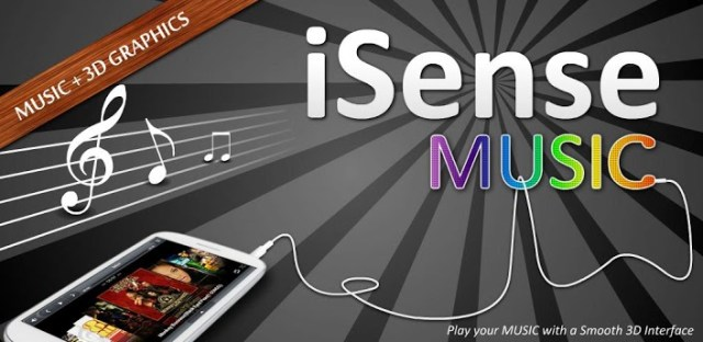 iSense Music - 3D Music Player