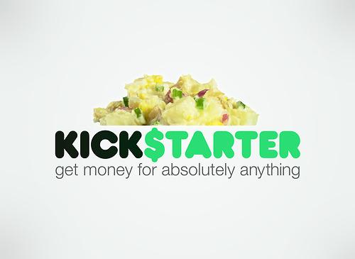 kickstarter honest slogan
