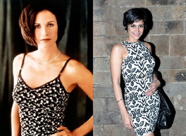 Mandira Bedi as Monica Geller