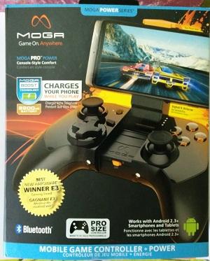 Praktische Bewertung: Moga Pro Power Gaming Controller für Android