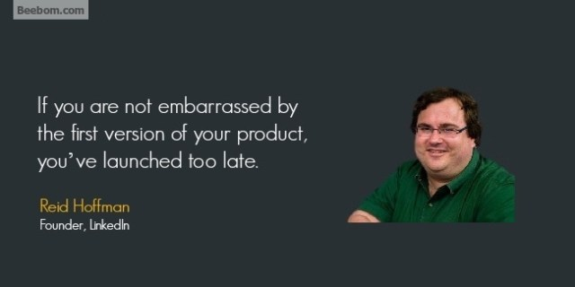 Reid Hoffman quotes