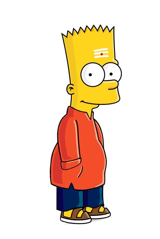 Bart Simpson iyer