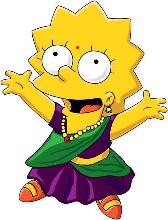 Lisa Simpson iyer