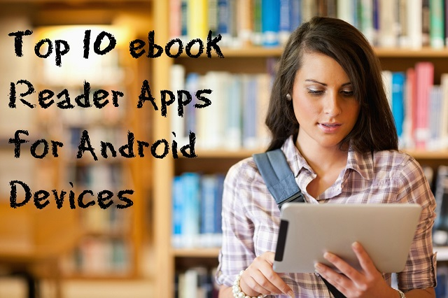 ebook Readers for Android Devices