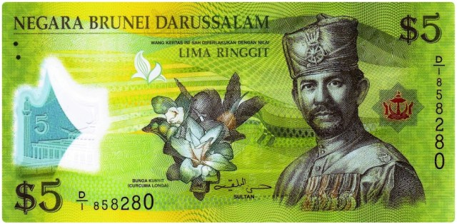 Currency_Brunei