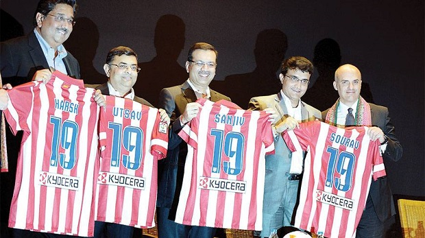 Atletico De Kolkata Sourav Squad