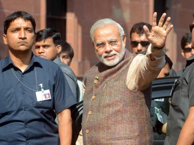 Modi got him passport in 5 days