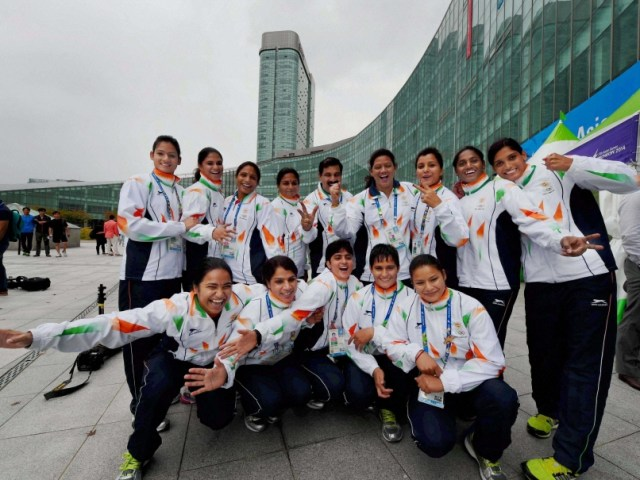 The Gold Medalist - Indian Women Kabaddi Team