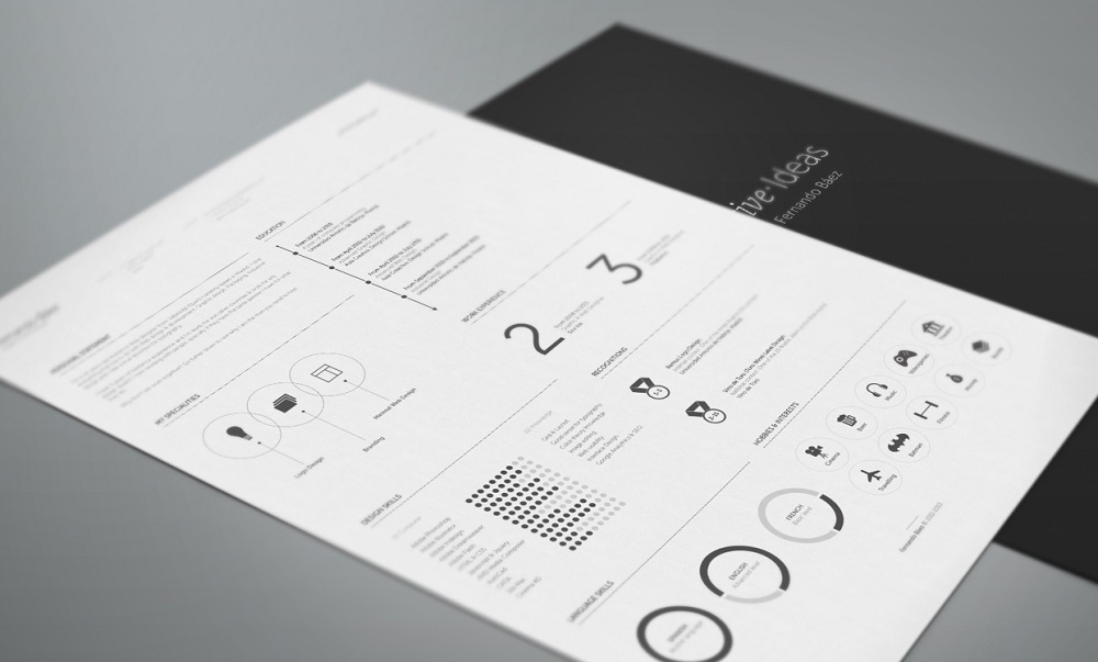 Designers Creative Resume  Most Creative Resumes