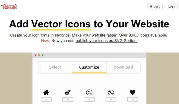 font-tools-fontastic