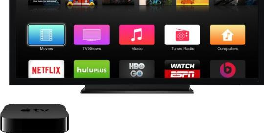 Apple-TV Chromecast Alternative