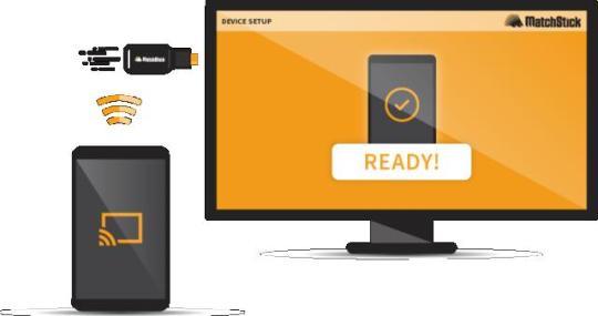 Matchstick Chromecast Like Device