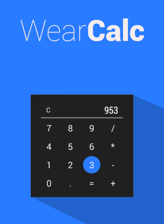 WearCalc
