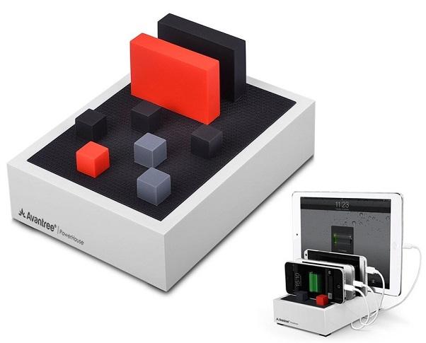 Avantree-Powerhouse-Multi-Device-USB-Charging-Station