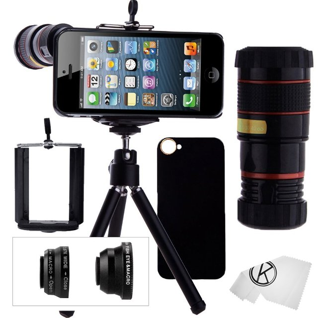 CamKix iPhone Camera Lens Kit