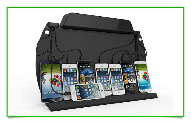 ChargeAll-Floor-Stand-Charging-Station