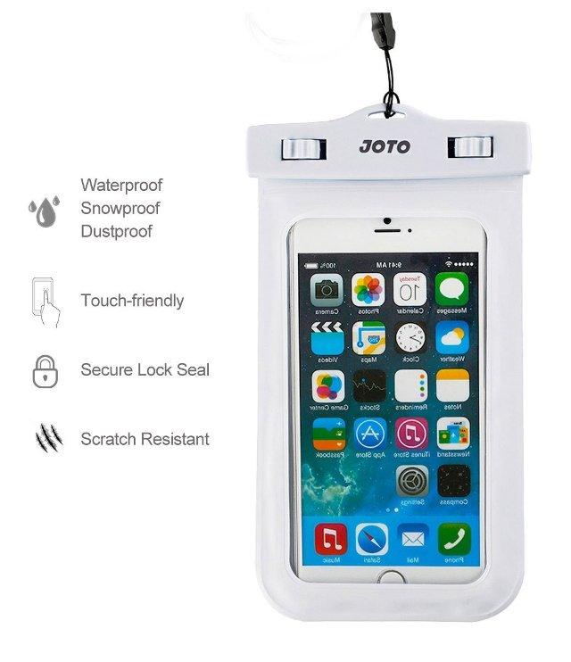 JOTO Universal Waterproof Case Bag