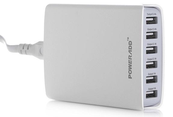 Poweradd-USB-Desktop-Charger