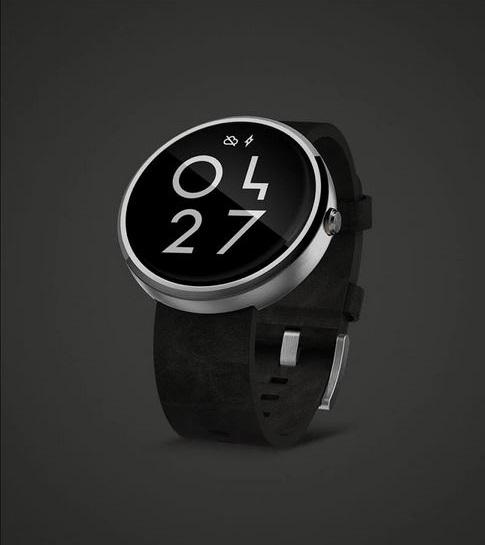Shadow Clock Watch Face
