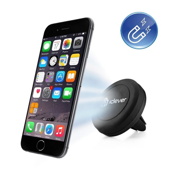 iClever Air Vent Universal Smartphone Car Mount