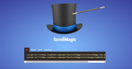 Scroll Magic