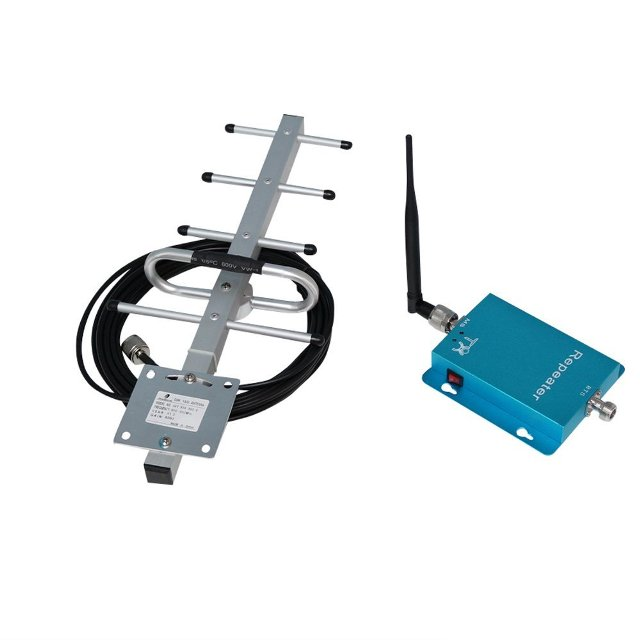 Phonetone 62dB 850MHz 3G Cell Phone Signal Booster