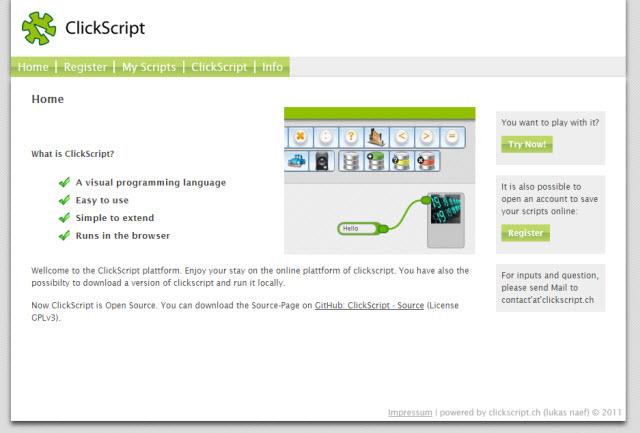 ClickScript