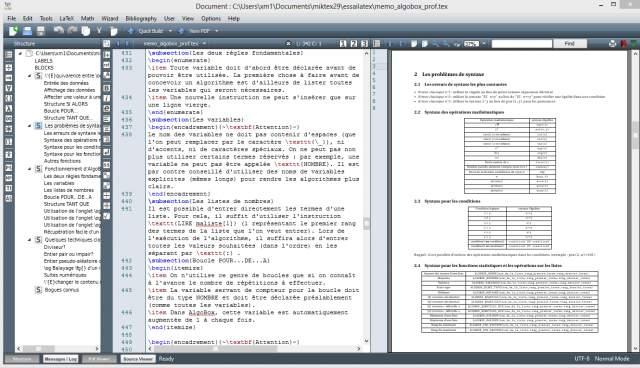 TeX/LaTeX Software
