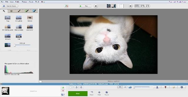 Picasa 3 - лучшее программное обеспечение для редактирования фотографий
