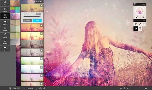 pixlr - лучшее программное обеспечение для редактирования фотографий